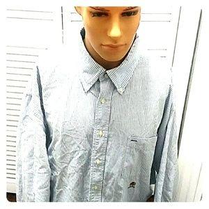Tommy Hilfiger Pinstripes Shirt XXL